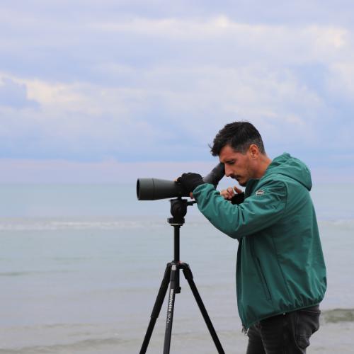 Erald Xeka_AOS_Conservation Officer