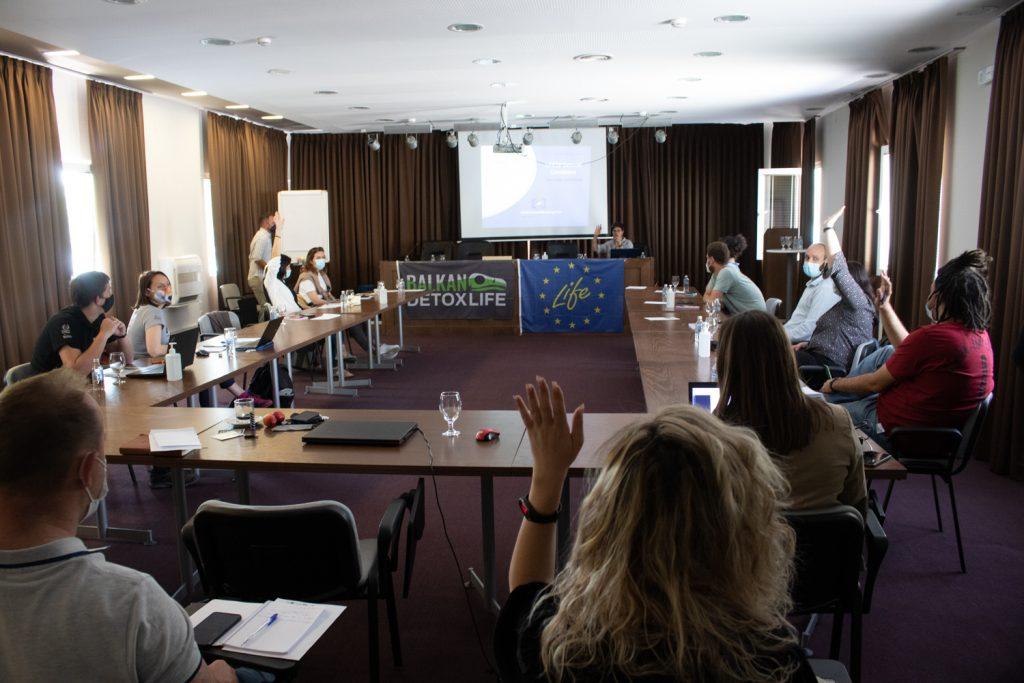 Partnership meeting balkandetox life
